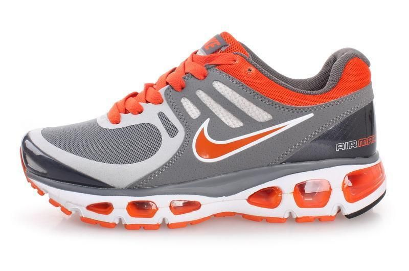 Air Max Tailwind+ 2 Running Shoes Wolf Grey/Orange Dark Grey