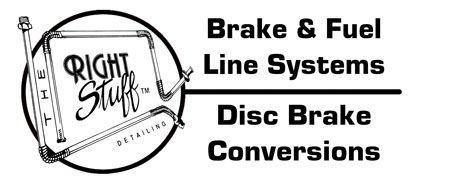 Ford 9 Rear Disc Brake Conversion Kit